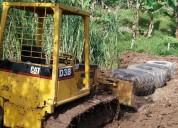 Excelente tractor de oruga