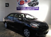 Toyota yaris 2008 sedan para inscribir, contactarse.