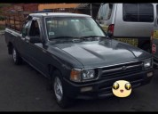 Excelente pick up toyota hilux dx