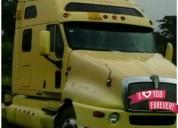 Vendo camión cabezal en buenas condiciones kenwor t 2000 modelo 97
