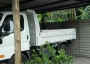 Vendo excelente camion hd65 estilo vagonetilla
