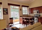 Apartamento full amueblado en venta en condominio