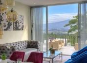 Apartamento con vistas increibles