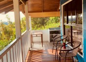 Excelente casa cabana de playa 1 dormitorios