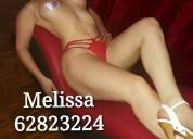 Melissa dama de compañía