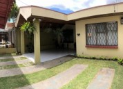 venta de casa en san francisco dos rios san jose 4 dormitorios