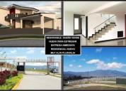 Casa nueva en venta residencial altadena san rafael montes de oca san pedro sabanilla 3 dormitorios