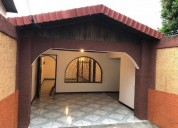 Venta de casa en calle fallas de desamparados san jose 7 dormitorios