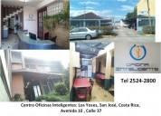 alquiler oficina 43 m2 rental office 43 m2 en san josé