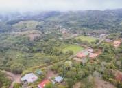 Lote 507 m2 para construccion de vivienda excelente ubicacion cerca del centro en san ramón