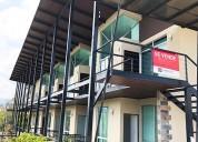 alquiler moderno apartamento con vista guadalupe.