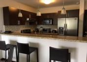 apartamento amueblado en condominio san vicente 1 dormitorios