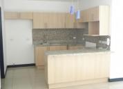 Apartamento de alquiler en san pablo de heredia 2 dormitorios