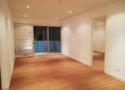Moderno y espacioso apartamento.