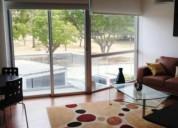 Lujoso apartamento amueblado para alquiler en sabana oeste 1 dormitorios