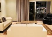 Lujosos y amplios apartamentos amueblados en el corazon de escazu 2 dormitorios