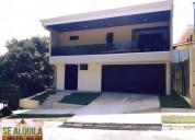 Se alquila hermosa casa nueva en condominio privado a de playa bonita limon 3 dormitorios