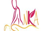 Masajes anka masoterapia