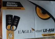 Alarma para carro eagle lx a58 otros accesorios para autos