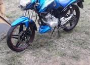 Vendo excelente moto en santa barbara