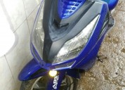 Vendo excelente scooter 2014 en barva