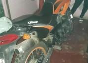 Se vende o se cambia moto keeway 200 en san carlos