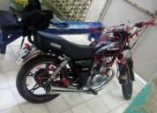 Se vende suzuki gn 125 cc