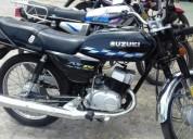 Venta de excelente moto suzuki en santo domingo
