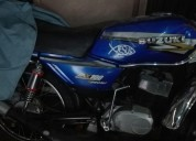 Vendo repuesto de moto zusuki en escazú