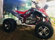 Yamaha raptor 700 cc 2009
