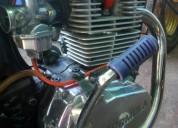 Cambio motor por original de zs 200 en pérez zeledón