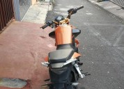 Se vende moto al dia en escazú, contactarse
