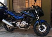 Vendo excelente motocicleta en barva