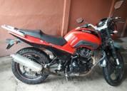 Vendo excelente moto um en liberia