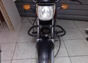 Ganga bajaj 100 cc en la unión