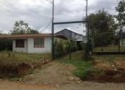Hermosa propiedad con casa y cancha sintetica en pérez zeledón