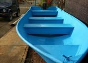 Panga motor y carreta barcos y lanchas