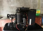 Motor fuera de bordo 125 cc barcos y lanchas