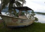 Vendo panga de 22 pies barcos y lanchas