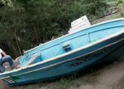 Vendo panga de 4 metros y medio barcos y lanchas