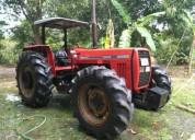 Maquinaria agricola massey ferguson 299.