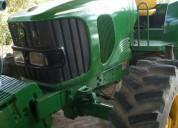 Excelente chapulin o tractor y carretas maquinaria