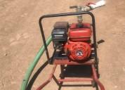 Motobomba para equipo de riego maquinaria