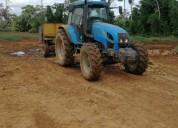 Excelente landini 115 tractor 2012 a c llantas nue maquinaria
