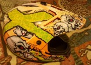 Vendo excelente casco de moto talla l otros