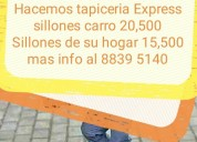 Tapiceria express cars