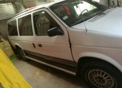 Vendo voyager plymouth 300000 kms cars