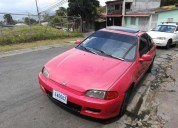 Honda civic impecable 5000 kms cars