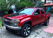 Chevrolet colorado pick up truck 2006 4x4 automatico linea nueva 99000 kms cars