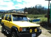 Izusu trooper cars en cartago